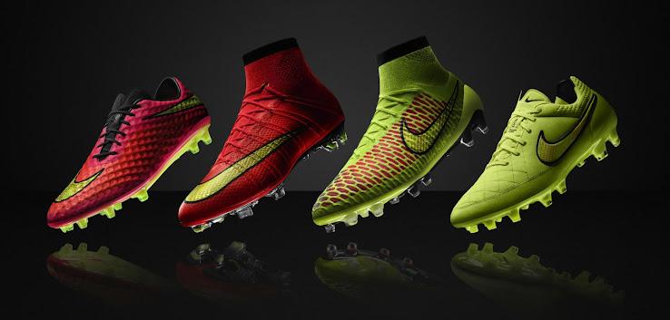 desencadenar mezcla apodo  New Nike 2014 World Cup Boots | Superfly, Magista, Tiempo, Hypervenom -  Footy Headlines