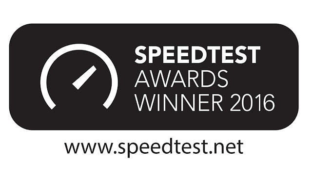 CNT, gana el premio Speedtest Awards 2016
