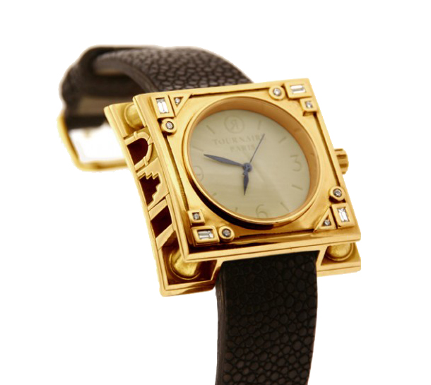 London Topaz Ring Gold