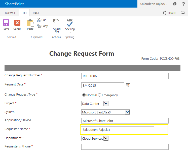Browse Button Missing in SharePoint 2013 People Picker