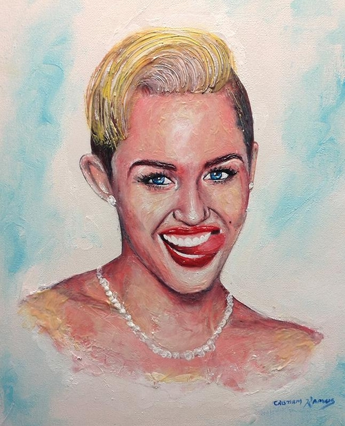 21-Miley-Cyrus-cristiam-Ramos-Candy-Nail-Polish-Toothpaste-for-Sculptures-Paintings-www-designstack-co