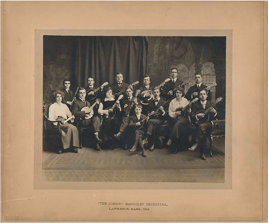 The Ivers Mandolin Orchestra: Another Ivers Gibson Mandolin