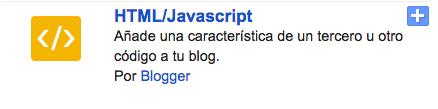 html gadget pinterest