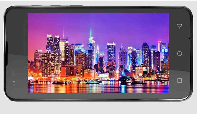Micromax Canvas Blaze 4G Mobile with Android 5.0 OS
