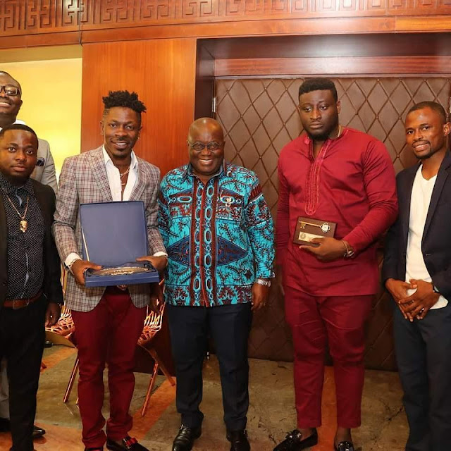 Ayariga 'fires' Akufo-Addo for inviting Shatta Wale to Flagstaff House