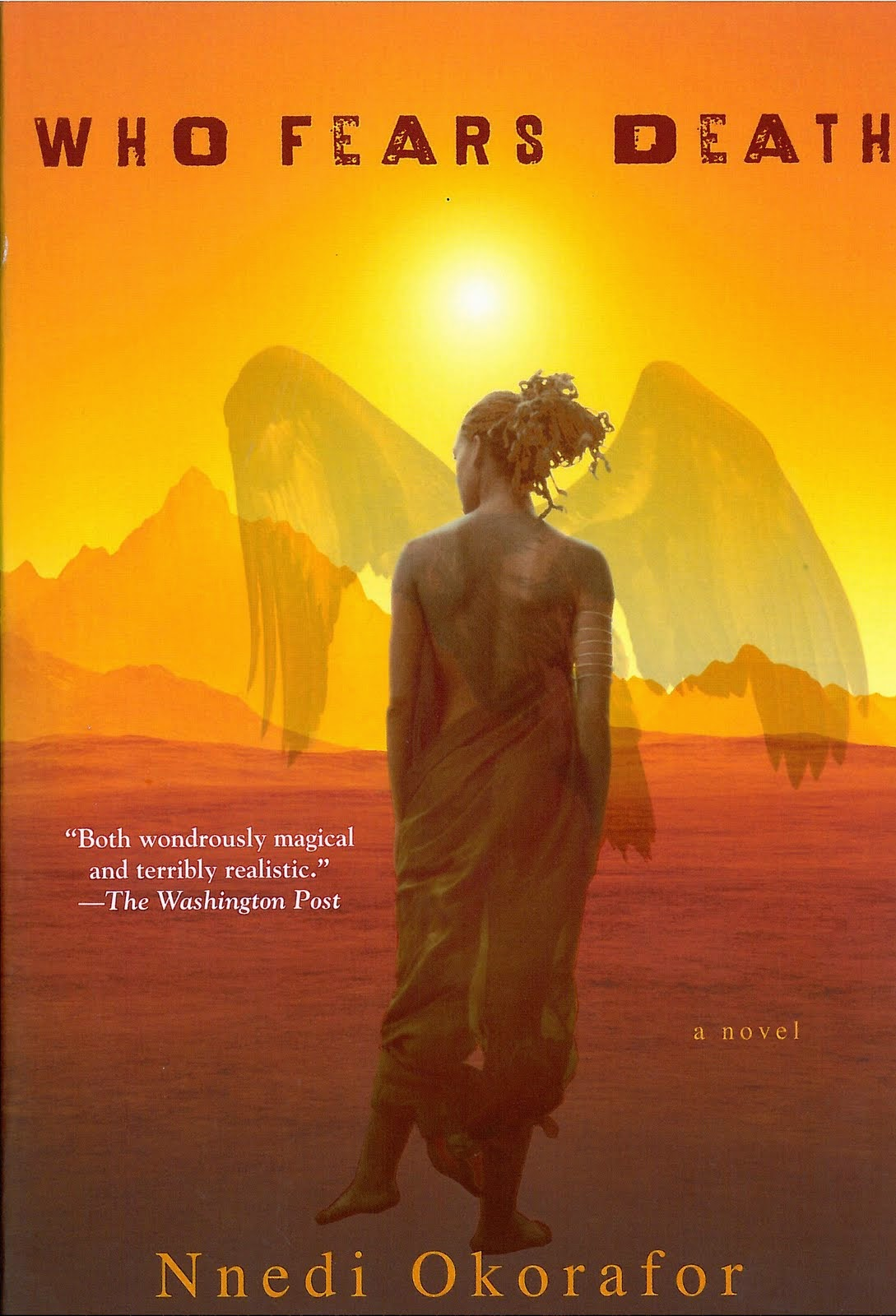 Nnedi's Wahala Zone Blog: A Reading Guide for the novel WHO