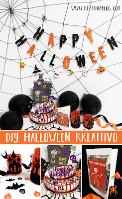 party di Halloween last minute