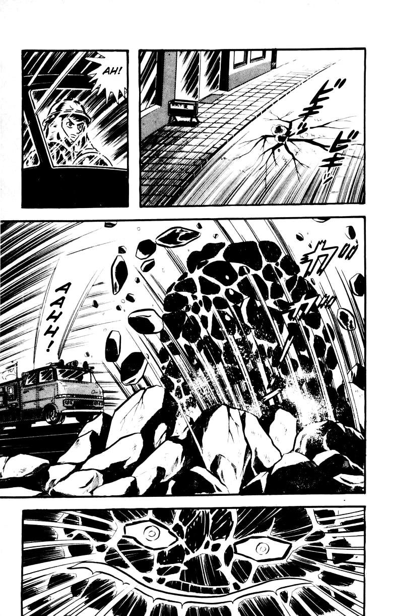 DevilMan chapter 17 trang 23