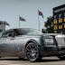 Rolls-Royce Phantom trang bị thêm màu cực độc ra mắt