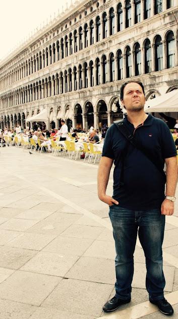 Una foto di Antonio Saluzzi scrittore di Monte Porzio Catone