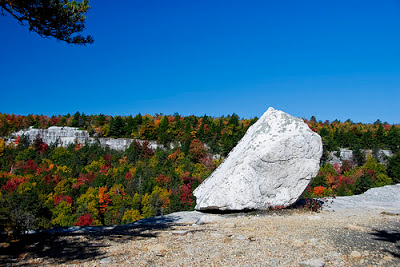 Hiking Minnewaska Park