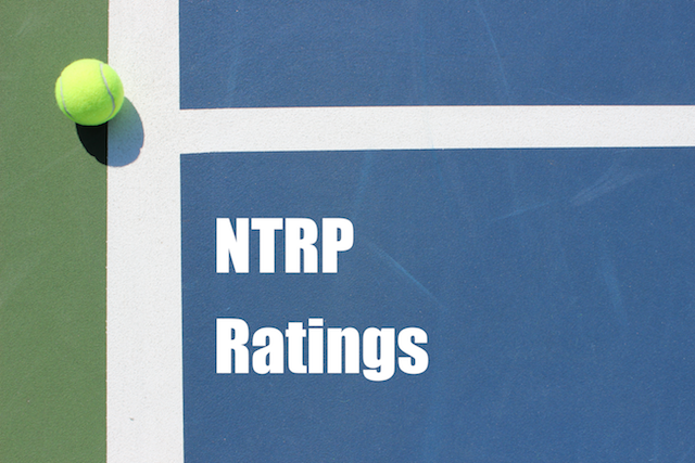 NTRP Ratings