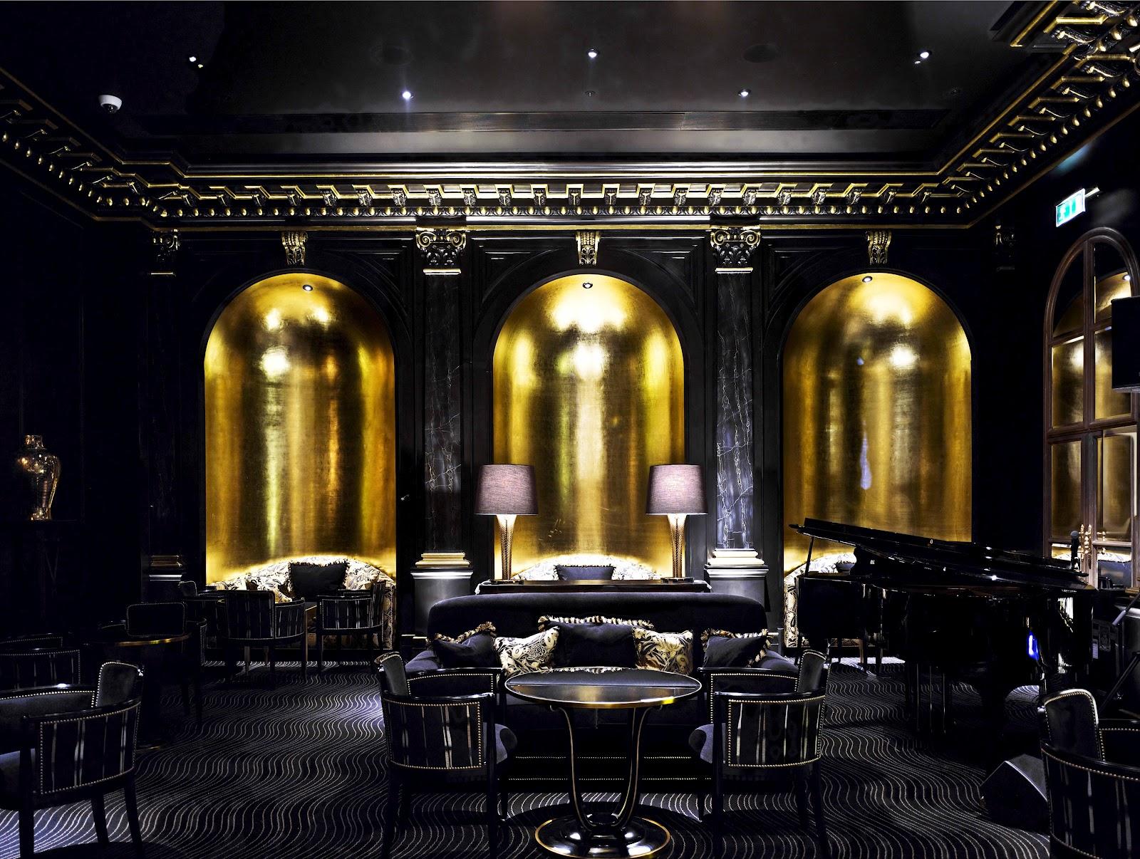Savoy Hotel London American Bar