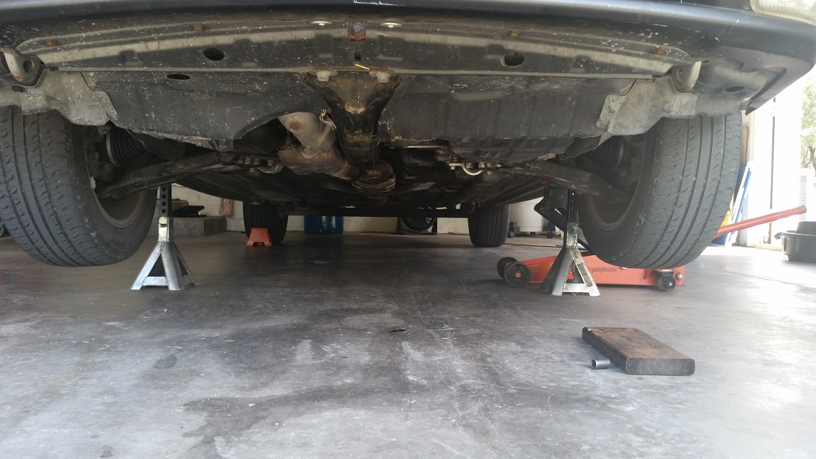 Diy 2000 Infiniti I30 Front Rear Motor Mounts Replacement