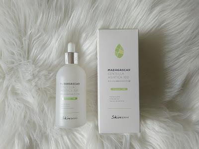 madagascar centella asiatica, ampoule, skin barrier, skin barrier improvements, korean beauty product