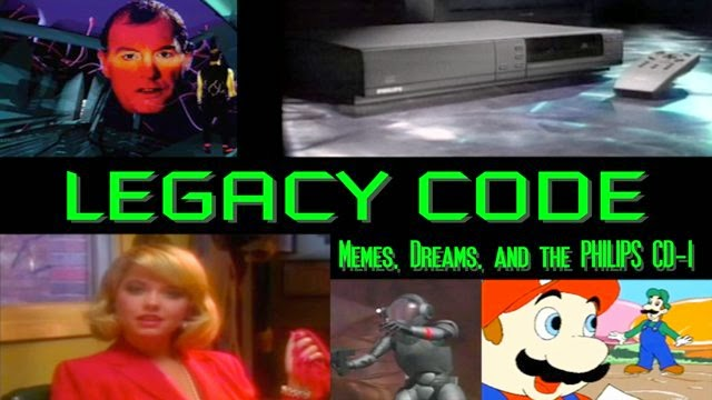 Legacy Code: Memes, Dreams, and the Philips CD-I   Interactive Dreams