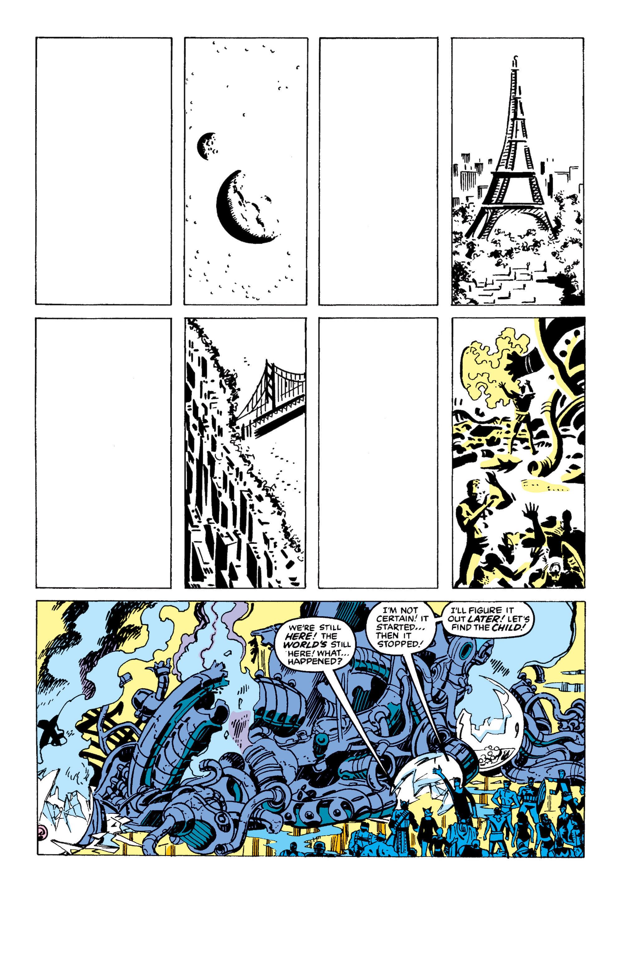 Read online Secret Wars II comic -  Issue #9 - 39