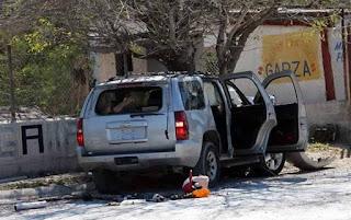 Balacera y persecución esta tarde en Reynosa
