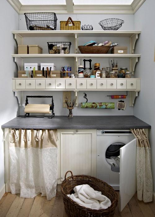 Un nuovo look per la lavanderia blog di arredamento e for Arredare la lavanderia