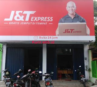 Alamat Agen J&T Express Di Bantul