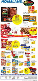 ⭐ Homeland Grocery Ad 10/16/19 ⭐ Homeland Grocery Weekly Ad October 16 2019