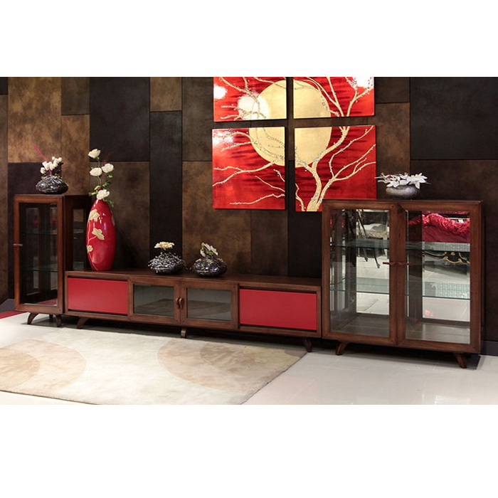 26 desain lemari bufet partisi minimalis untuk interior