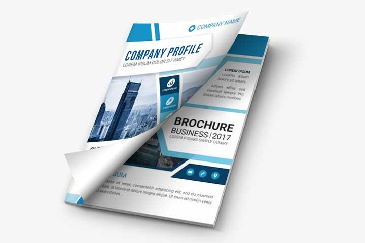 Layanan Cetak Company profile di Kuningan