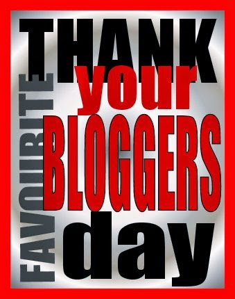 Thank Your Favourite Bloggers Day by eSheep Designs
