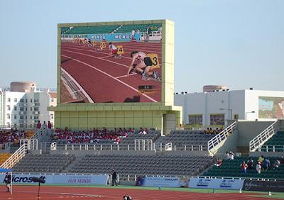 Cung cấp lắp đặt màn hình led outdoor ngoài trời tại Khánh Hòa