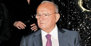 Έφυγε από τη ζωή ο Μεγαλοδικηγόρος, Γιώργος Αλφαντάκης