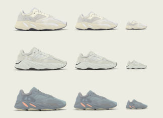 0910f429b7a02 Kanye West and adidas Originals will be expanding their adidas Yeezy line  in 2019 by releasing kids sizing of the Yeezy Boost 700. With the adidas  Yeezy ...