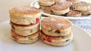Welsh Cakes (Pastas Galesas)