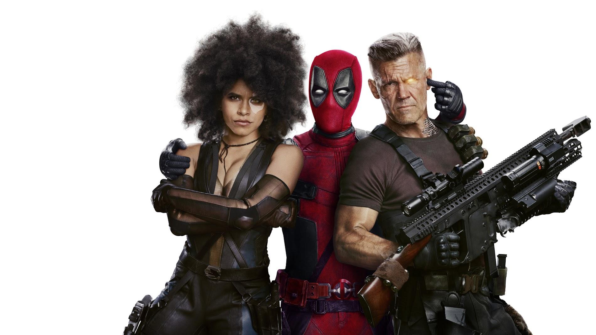 Deadpool 2 Movie Hd Poster Full Hd Wallpapers