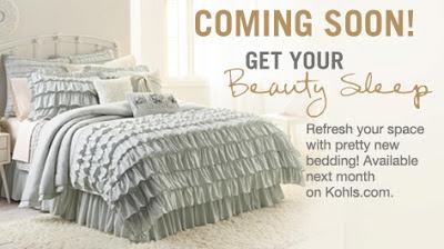 Lauren Conrad New Bedding Collection For Kohls Styleandallthatjass
