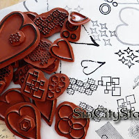 My first stamp set