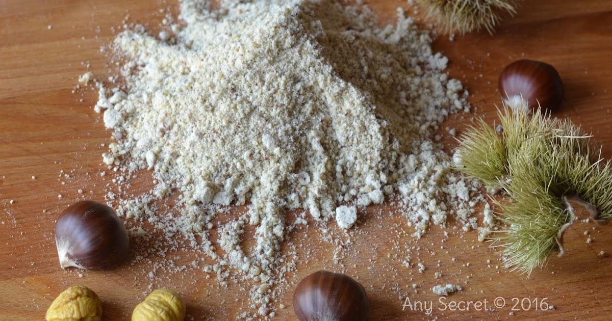 Farina di castagne: la ricetta per farsela in casa