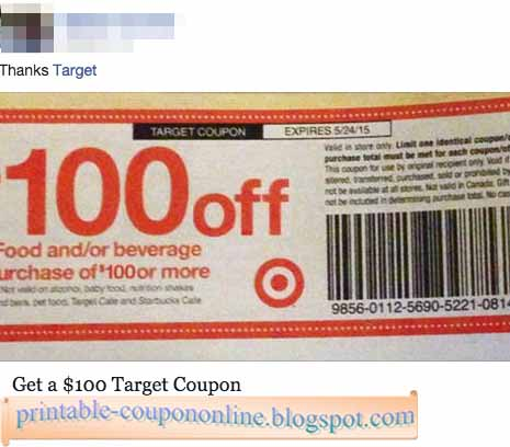 Active Target Coupons