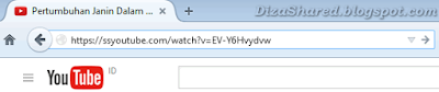 address bar ssyoutube