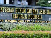 Kementerian Hukum dan HAM - Penerimaan CPNS (SMU/SMK, D3, S1) Tahun 2017