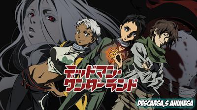 Deadman Wonderland Manga Servidor: Mega/Mediafire