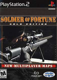 Soldier of Fortune Gold Edition (PS2) 2001