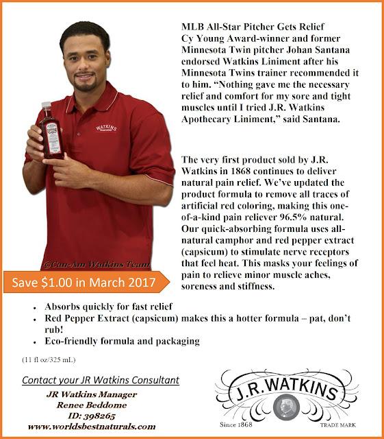 JR Watkins Liniment