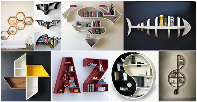 Libraries In Creative Shapes For 2018
