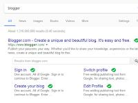 Cara Membuat Blog Di Blogger Dan Pengenalan Menu Pada Blogger Terbaru