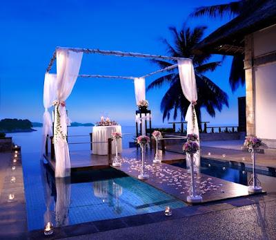 banyan tree bintan beach wedding singapore