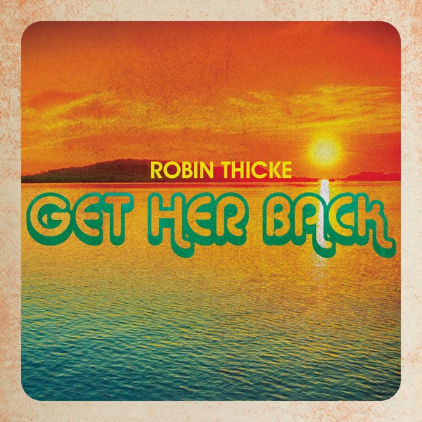 Robin Thicke - Get Her Back - Single Cover