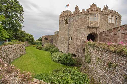Walmer Castle, Kent, England.