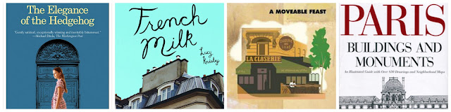 paris reading list