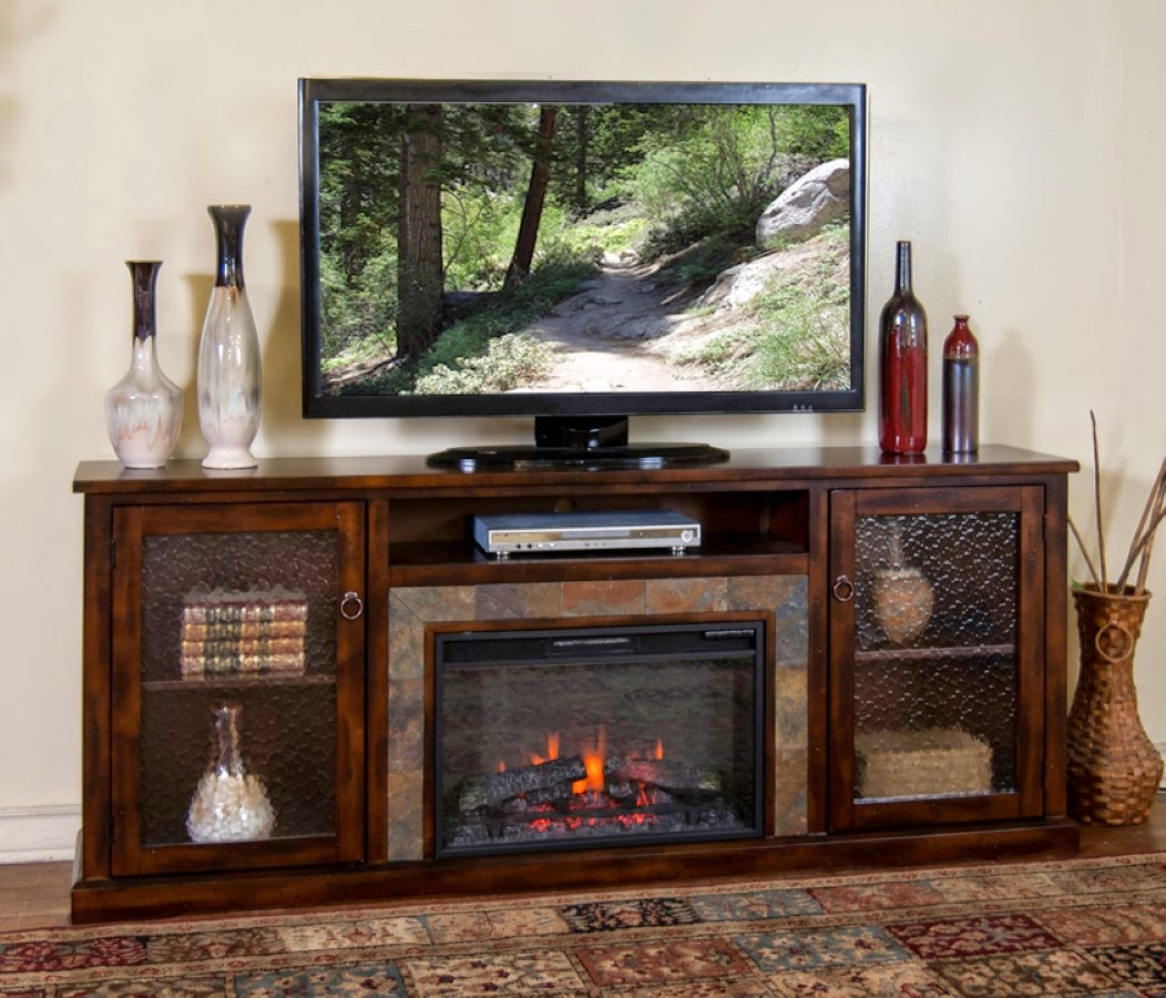 Home Priority Impressing Electric Fireplace Tv Stand For