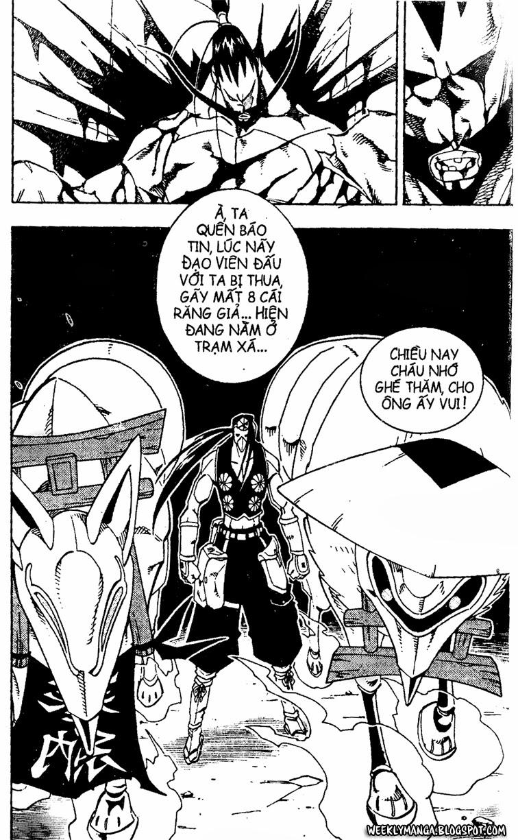 Shaman King [Vua pháp thuật] chap 145 trang 20